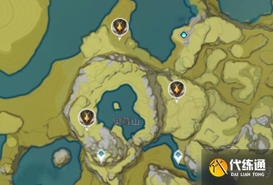 《原神》巖龍蜥在哪里多?巖龍蜥分布地點分享