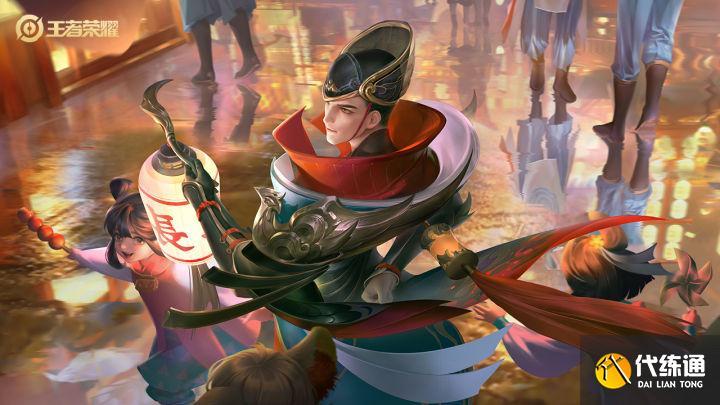 王者榮耀:S22賽季馬可波羅大型教學「新春聊游戲」