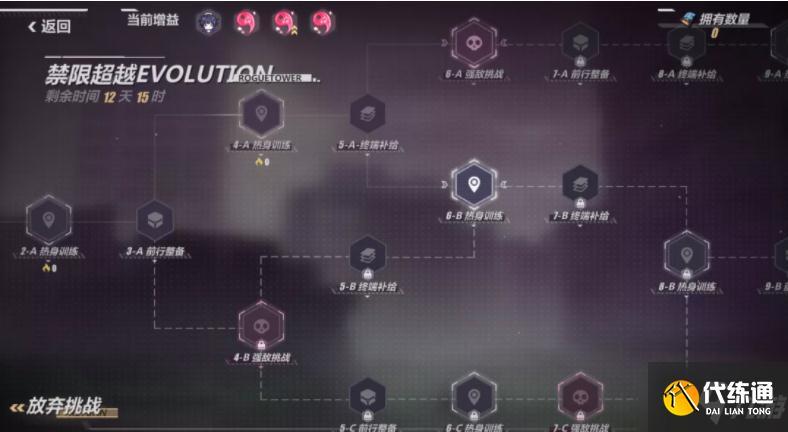 《崩壞3》禁限超越活動介紹 自選增益挑戰開啟時間一覽
