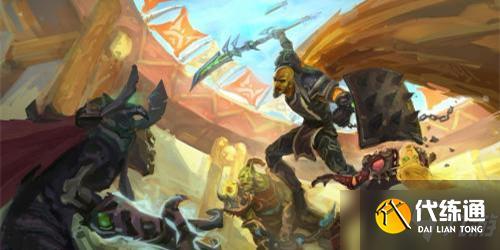 《魔獸世界懷舊服》燃燒的遠征內容介紹