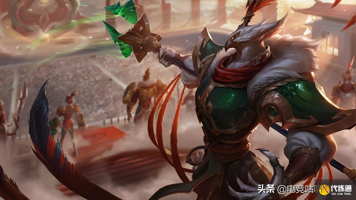 LOL11.5版本改動前瞻:羊刀賽娜被削,劍圣武器獲加強