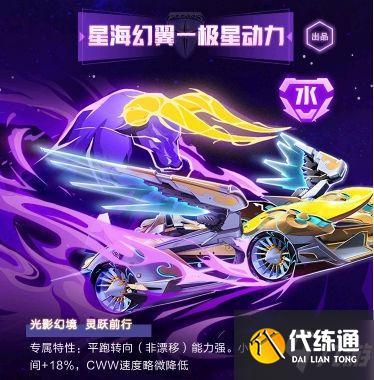 QQ飛車手游牛年限定車哪個好 牛年限定A車價格選擇推薦