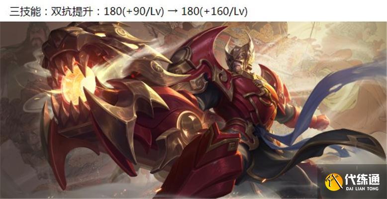 王者榮耀體驗服更新:狄仁杰/馬可削弱,黃忠/夏洛特加強