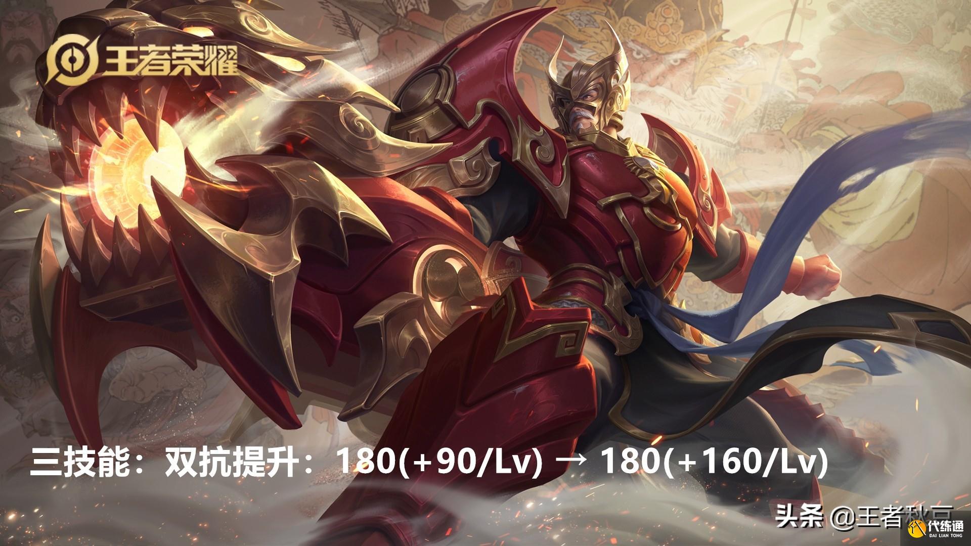 王者榮耀:2月23日8英雄調整,馬超馬可削弱,黃忠夏洛特加強