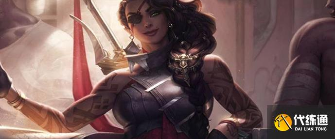 LOL測試服:武器劍圣巨魔增強,豬妹奇亞娜增強,芮爾削弱