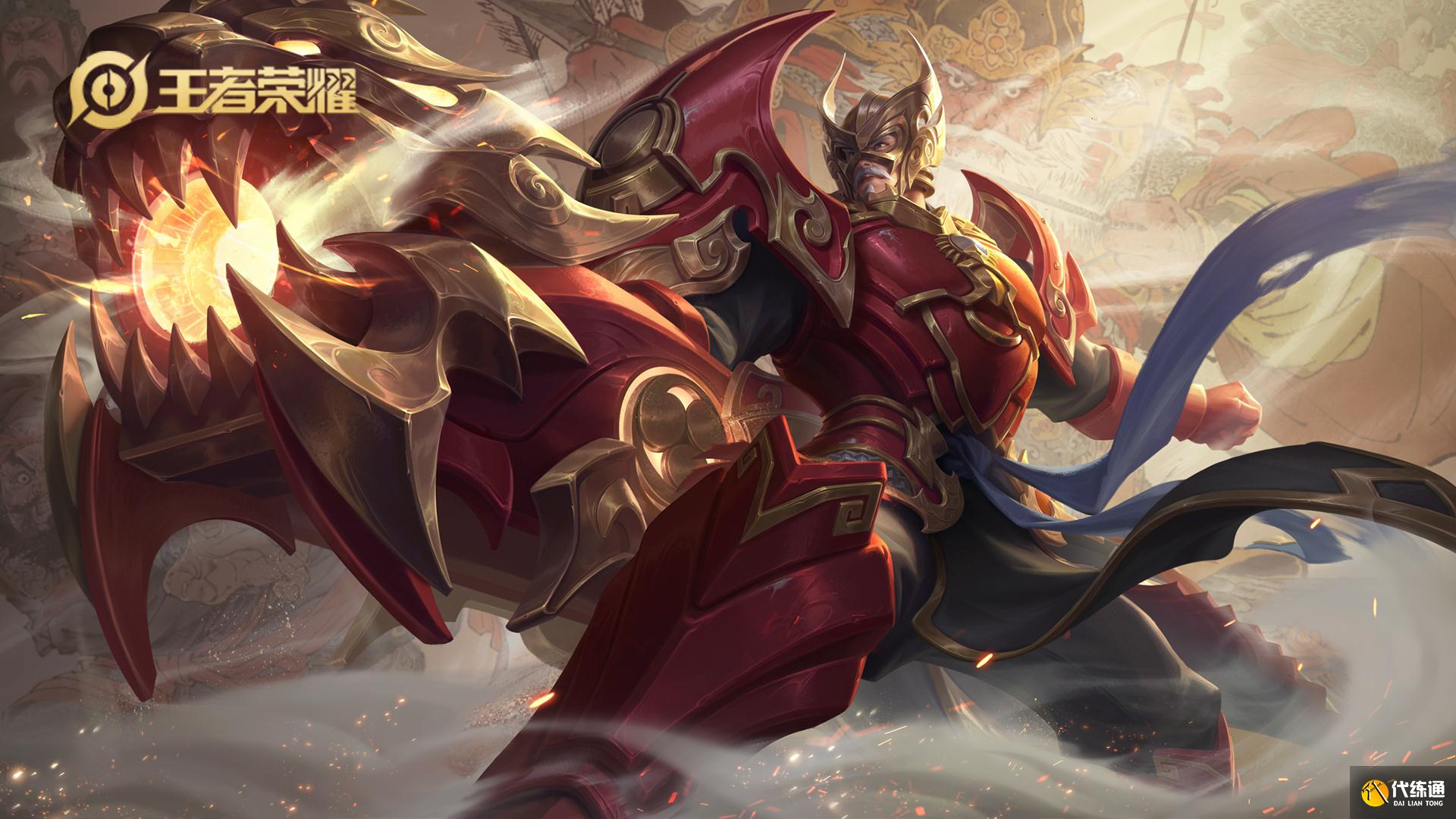 王者榮耀英雄調整,黃忠開大雙抗可上千,馬可被削一技能距離