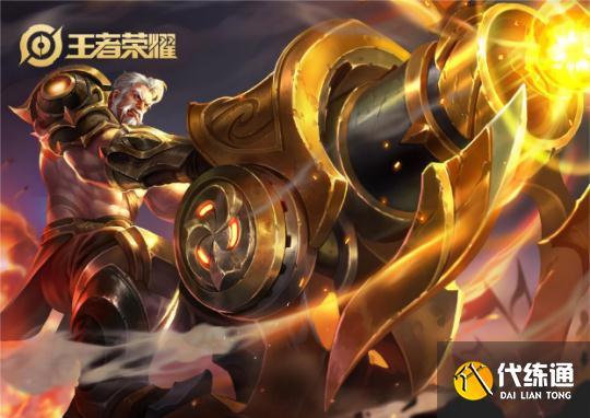 王者榮耀:體驗服萬金油射手馬可大削,黃忠新改動強度直升T0?