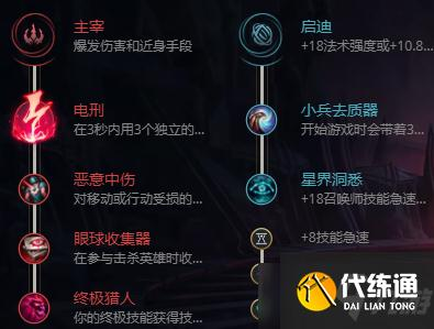 《LOL》2021無限火力龍王出裝推薦