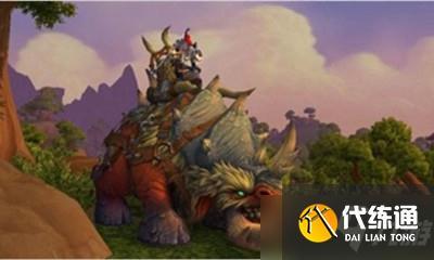 《魔獸世界》坐騎血蹄公牛獲取攻略