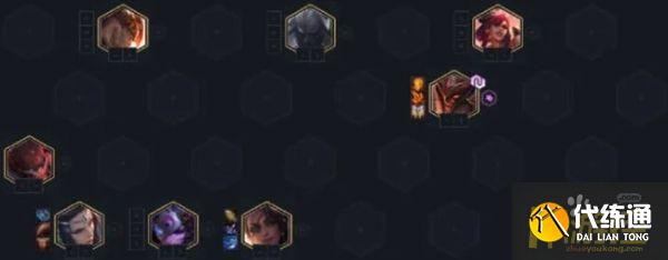 云頂之弈11.5龍魂戰神陣容怎么搭配最強