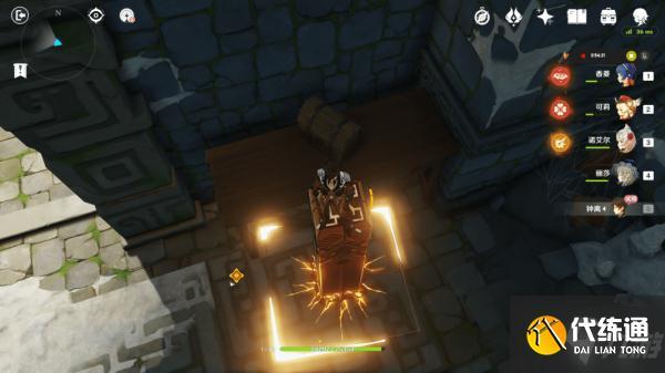 原神鹽中之謎寶箱位置大全 寶箱獲取方法