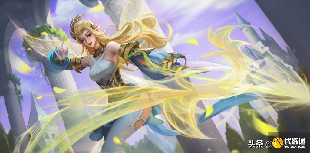 王者榮耀:官方預熱新艾琳或將回歸,百套露娜新皮膚免費送