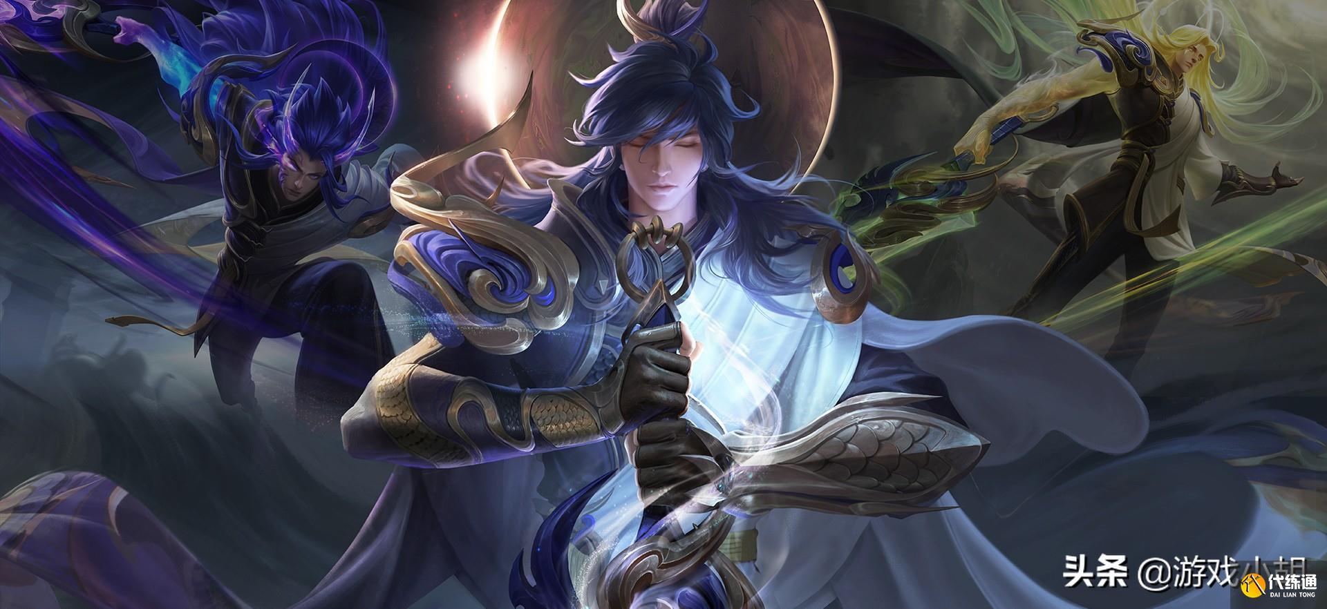 王者榮耀:如何快速記住李信的技能?