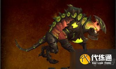 《魔獸世界》坐騎赤紅涎喉者獲取攻略