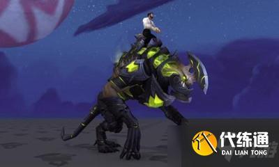 《魔獸世界》坐騎邪犬獲取攻略