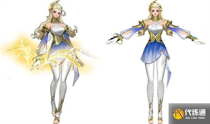 王者榮耀艾琳將上線?官宣絕美精靈公主原畫,大批玩家真正全英雄